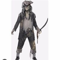 Men's Ghost Pirate Costume Middlefield, 06455
