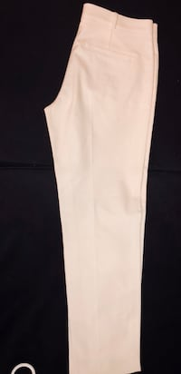 Club Monaco Renay slim crop white pants size 6 New York, 11226