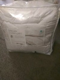 white and gray mattress in pack College Park, 20740