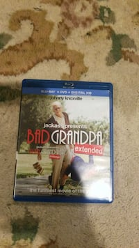 Bad grandpa blue-ray  Brampton, L6S 2R6