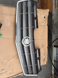Grill for Cadillac 2004 to 2009 Whitchurch-Stouffville, L4A 1G2
