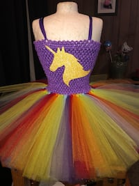 Unicorn tutu dress Fresno, 93722