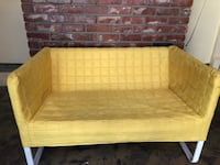 Yellow love seat 2260 mi