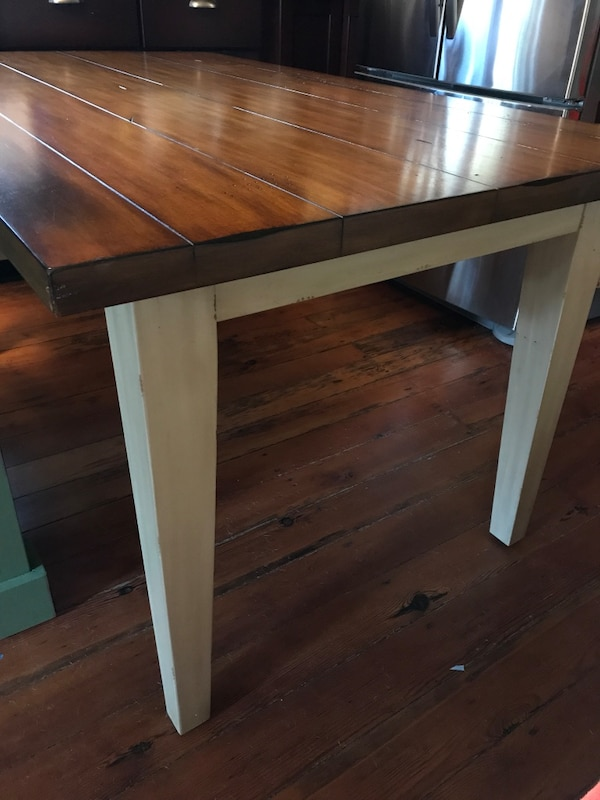Groovy Pier 1 Carmichael Antique Ivory Dining Table Bench Ocoug Best Dining Table And Chair Ideas Images Ocougorg