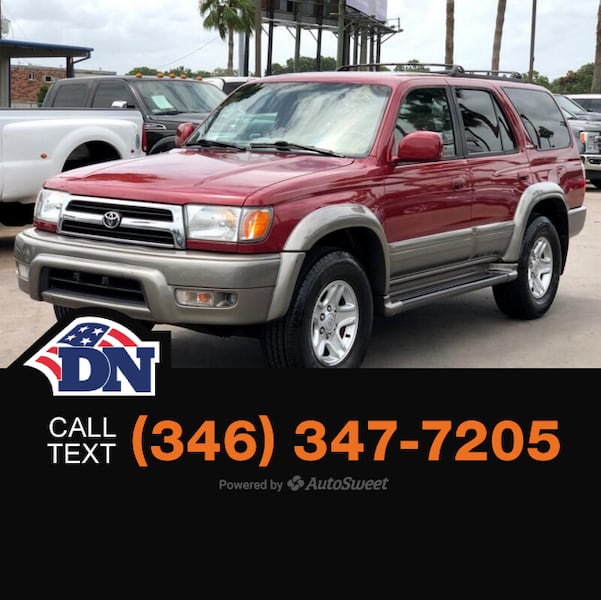 2000 Toyota 4Runner Limited 4