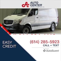 2015 Mercedes-Benz Sprinter Cargo Vans Columbus, 43235
