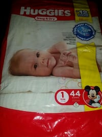 Brand new huggie diapers  Anchorage, 99501