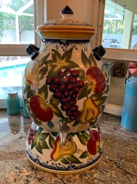 Decorative Ceramic Beverage Kettle/Pitcher Fort Myers, 33913