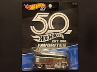 Hot Wheels 50th Favorites VW Drag Bus diecast Saskatoon, S7K 6P9