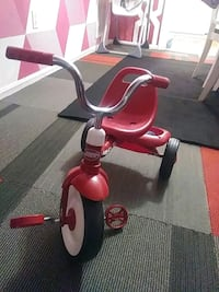 toddler's red Radio Flyer trike Herndon, 20170