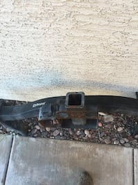 1998 Dodge Durango trailer hitch