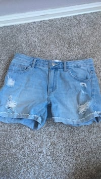 Denim shorts Barn