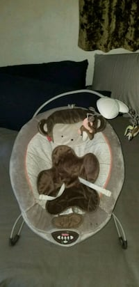 Fisher Price Baby Bouncer. Bed. Crib