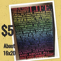 This Is Your Life art Nashville, 37013