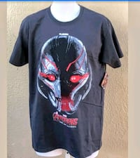 Marvel Avengers t-shirt Ultron new with tags Trinity