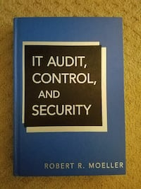 IT Audit Control and Security Robert R Moeller  Centreville, 20120
