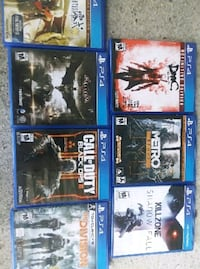 PlayStation 4 Games Pearl River, 70452