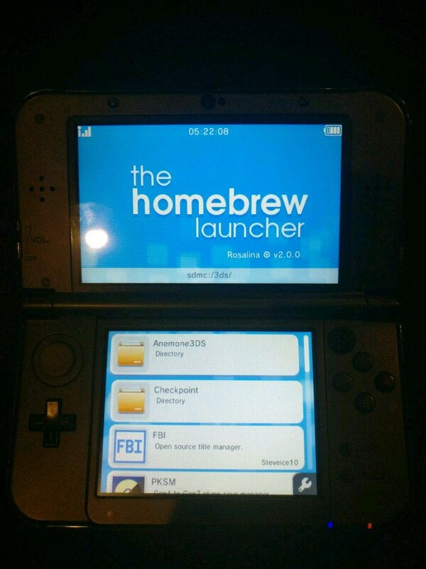 3ds mod free games and emulators