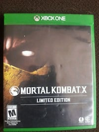 Mortal Kombat X     Xbox One game Martinez, 94553