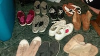 toddler's assorted shoes 268 mi