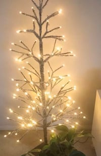 Just in time for the holidays. Crystal tree. (4ft) SOLD Vancouver, V5Z
