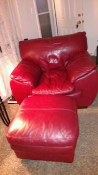 Red leather Newark, 43055