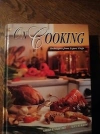 ON COOKING / Sarah Labensky & Alan Hause Bakersfield, 93308