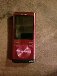 Sony MP3 Player Airdrie, T4B 3A2