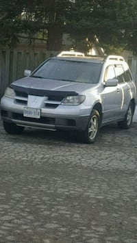 2004 Mitsubishi Outlander LS AWD Kitchener