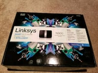Linksys N900 Router 534 km