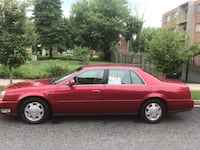Cadillac - DTS - 2004 Washington