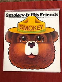Smokey the Bear memorabilia - Renton Renton, 98057
