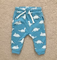 H&M baby boy Dino joggers size 4-6 months Mississauga, L5M 0H2