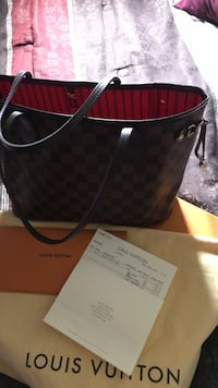 Louis Vuitton neverfull PM Los Angeles, 91331