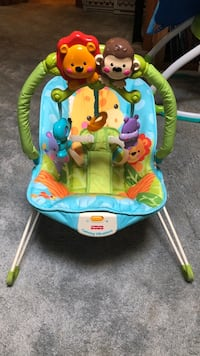 Fisher price bouncy seat Frankford, 19945