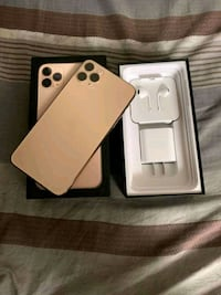 Gold colour iPhone 11 pro max for sale Washington