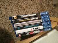 $10 each ps4 games  Columbus, 78934