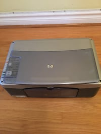 HP PSC 1350 all in one printer and scanner