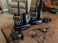 Midland Two-Way Radios - 18 Total Radios! LASVEGAS