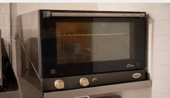 Comercial convention oven