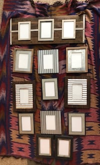 12 Picture Frames
