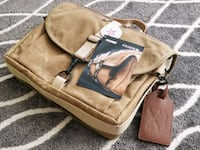 FUJIFILM DOMKE F-803 Camera Bag, Tan Port Moody, V3H