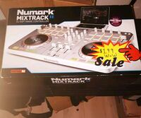 Numark mixtrack controller Brand new in box!!! Surrey, V4N 5R4