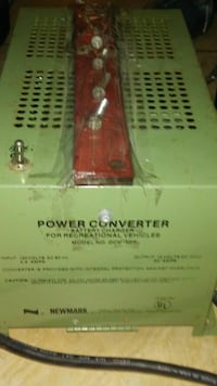 red and gray Newmark power converter Concord, 94520