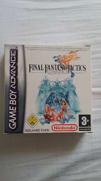 Final Fantasy Tactics Gameboy Avance Móstoles, 28936