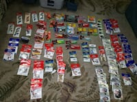 A lot of fishing gear all for 300.00