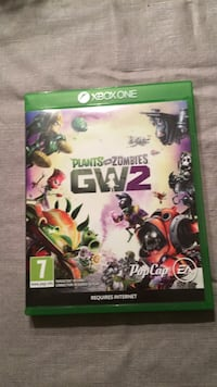 Xbox One Plants vs Zombies Garden Warfare spill tilfelle Oslo, 0494