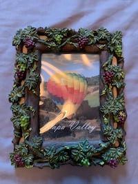 4x6 Vineyard Picture Frame