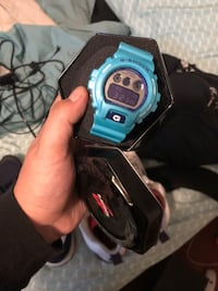 Baby blue G shock  San Antonio, 78229