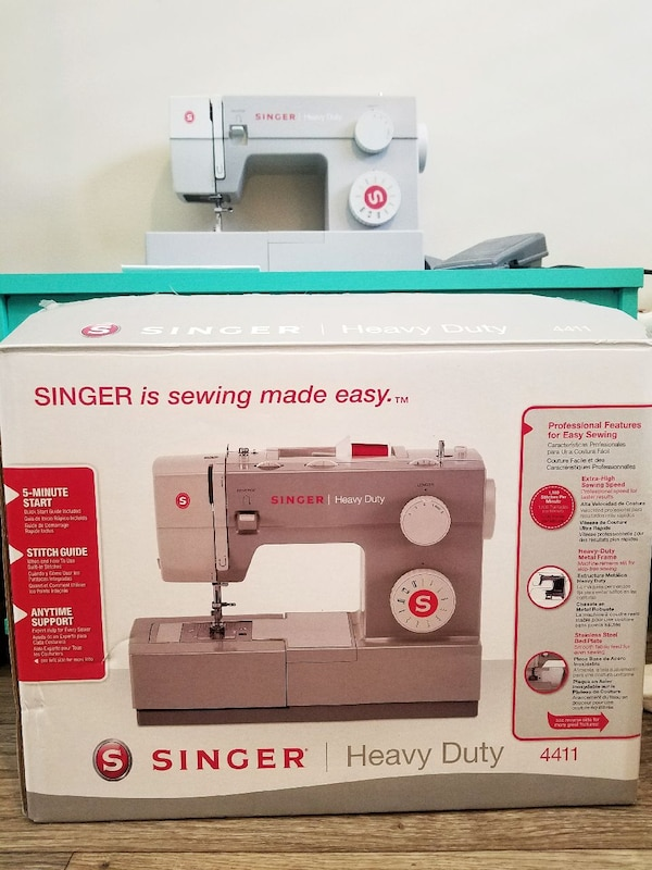 Used Singer Heavy Duty Sewing Machine Model 40 For Sale In San Fascinating White Heavy Duty Sewing Machine Model 1866